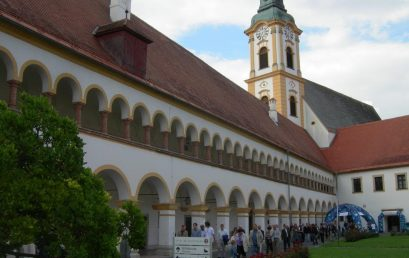 GeoComPass EVENT 2011: Stift Reichersberg, Oberösterreich
