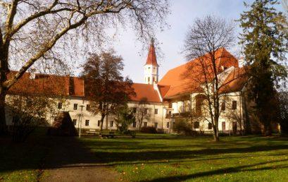 GeoComPass EVENT 2012: Oberösterreichische Landesausstellung und Stift Ranshofen bei Braunau