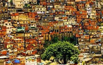 Zwischen Olympischen Spielen und Favela: Brasiliens Städte