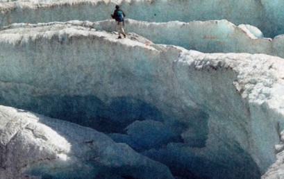 Alpen ohne Gletscher?