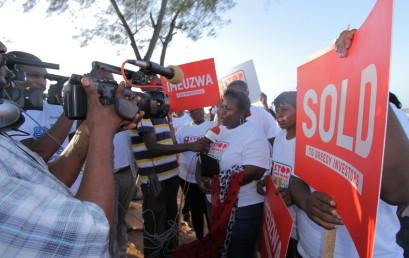 """""""Land grabbing"""" in Afrika – ein Kontinent wird neu verteilt"""