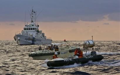 Japan im Streit um Insel(che)n mit seinen Nachbarn