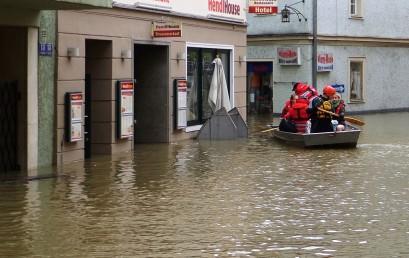 Am Anfang war die Sintflut – Hochwasserkatastrophen in der Geschichte