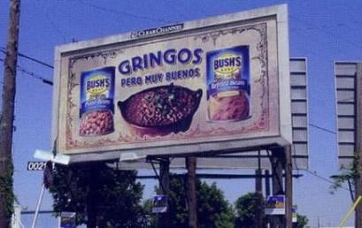 Gringo go home
