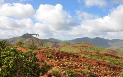 Das französische Überseegebiet Kanaky-Neukaledonien zwischen Entkolonialisierung und Rohstoffabbau