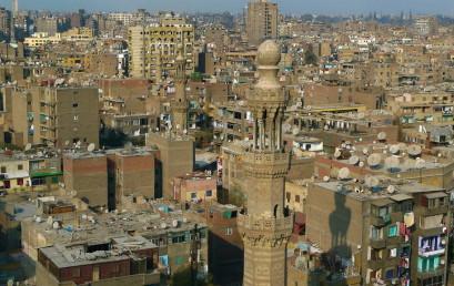 Kairo – Megastadt im Strudel des Umbruchs in der arabischen Welt