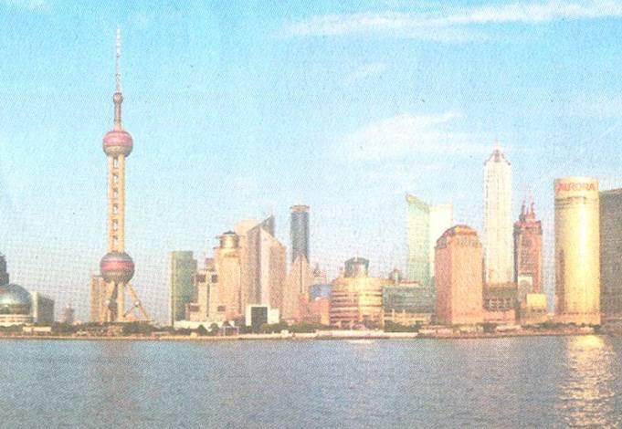Chinesische Metropolen entdecken