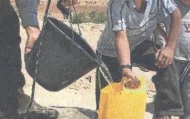 Wasserkrise im Nahen Osten