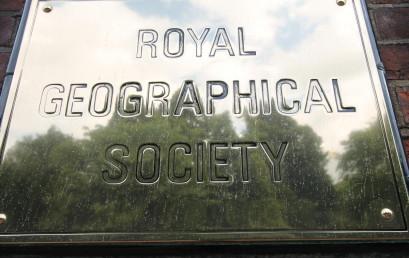 Geographische Gesellschaften – Vermittler einer faszinierenden Wissenschaft