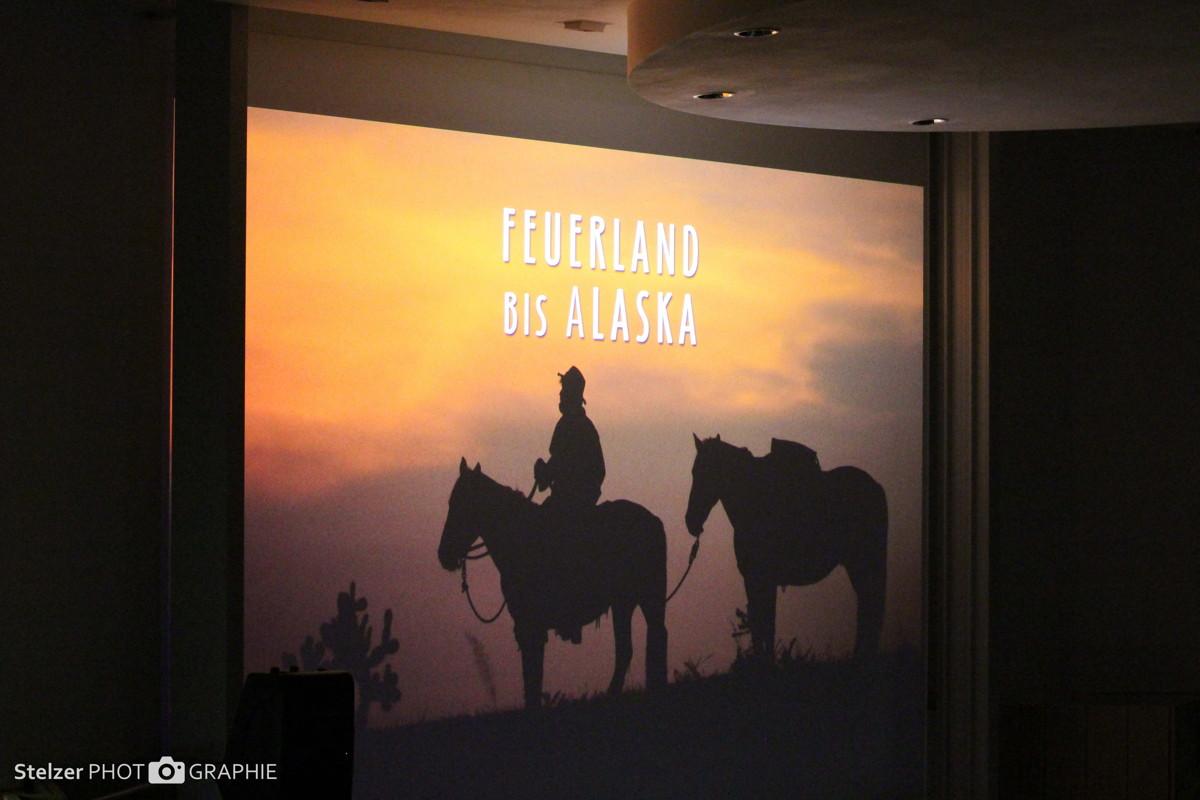 Feuerland bis Alaska – 20 Jahre unterwegs mit Pferden