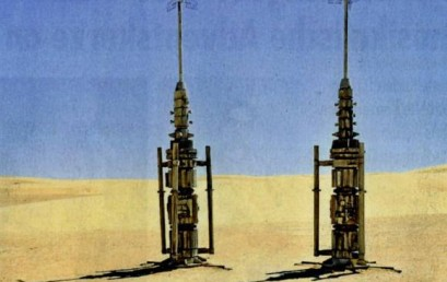 """Der Heimatplanet """"Tatooine"""": Star Wars in Tunesiens Wüste"""