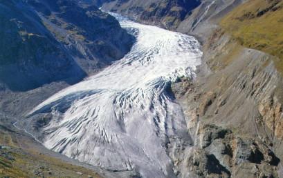 Klima und Mensch im alpinen Inntal seit der letzten Eiszeit