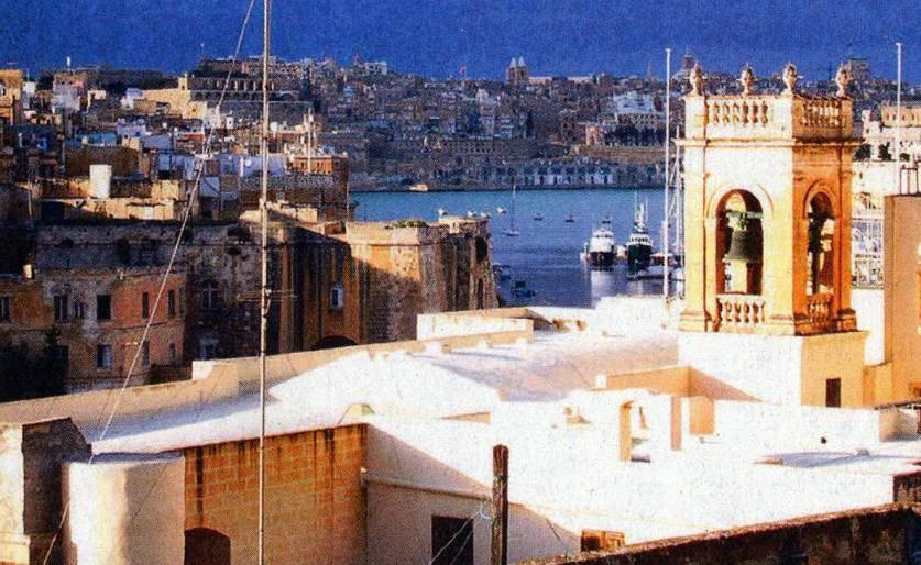 Insel Malta von innen betrachtet