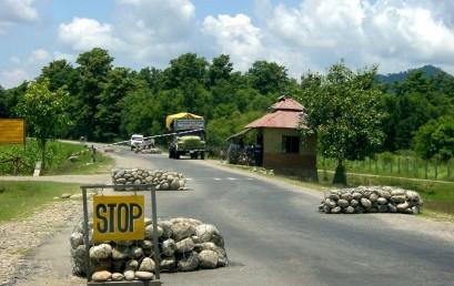 Tourismus in Zeiten des nepalesischen Bürgerkriegs