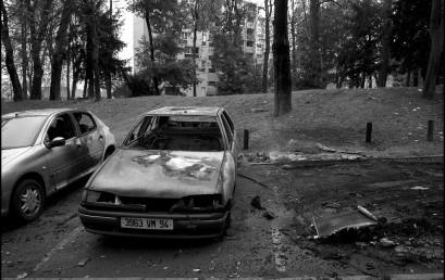 Krise der Vorstädte oder Krise der Gesellschaft? Die banlieues in Frankreich