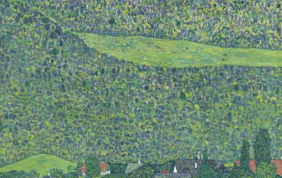 Das Salzkammergut – Künstlerkolonie und Sommerfrische im Gefolge der Habsburger