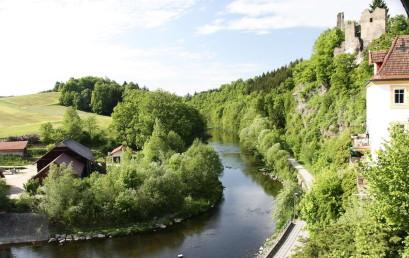 Die Halser Ilzschleifen – Naturräumliche Vielfalt entlang des kleinsten Passauer Flusses