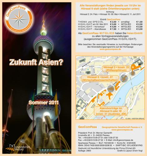 GeoComPass-Programm-Sommer-2011