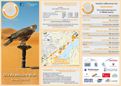 GeoComPass-Programm-Winter-2014-15