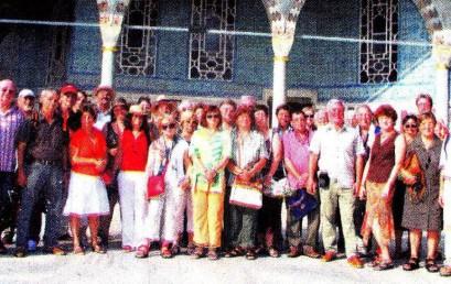 Exkursion in die Europäische Kulturhauptstadt