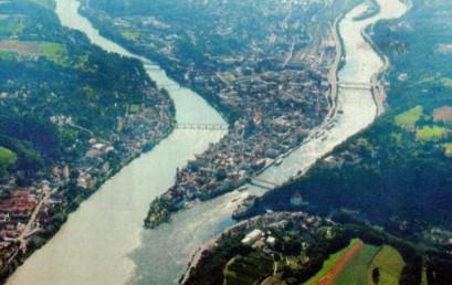 Klimawandel nimmt der Donau das Wasser