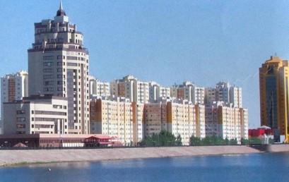 Astana: Die Inszenierung einer neuen Hauptstadt