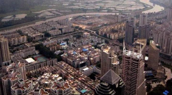 Stadt oder Land? Städtische Dörfer im Perlflussdelta, China