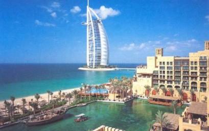 Dubai als Erlebnisoase