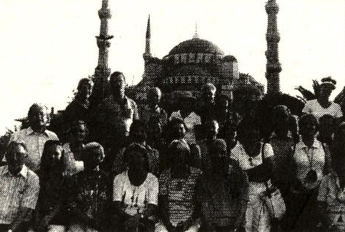 Einwöchige GeoComPass Exkursion in Istanbul