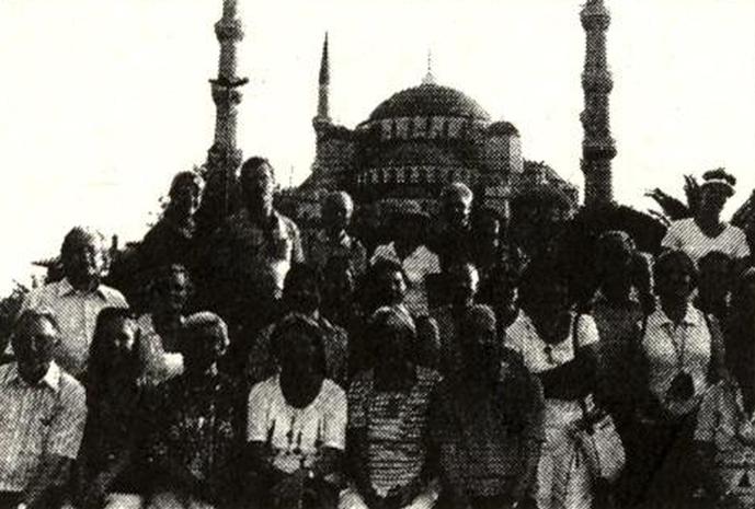Einwöchige GeoComPass Exkursion in Istanbul