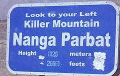 Mensch und Umwelt am Nanga Parbat