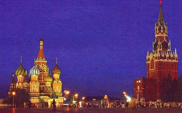 Moskau – Stadtentwicklung unter alten und neuen Zaren
