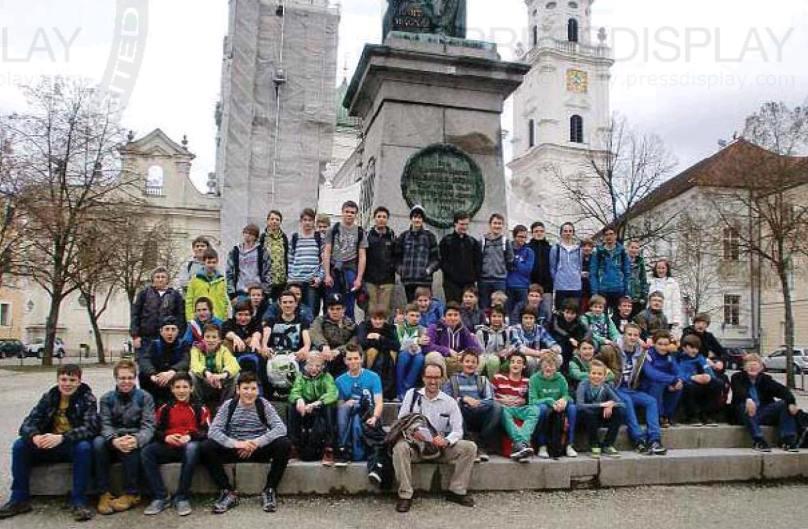 """Wilder """"Yellowstone"""" und altes Passau"""