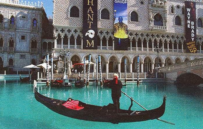 Venedig, Italien – Venice, Los Angeles – Venetian, Las Vegas