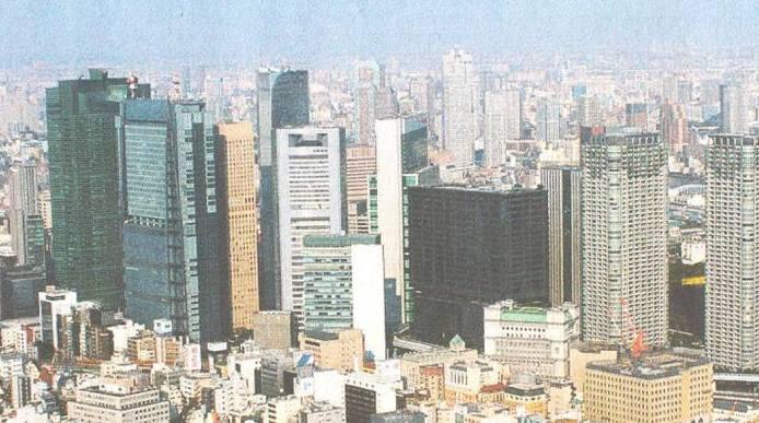 """Die """"Urbane Rennaissance"""" in Tokyo"""