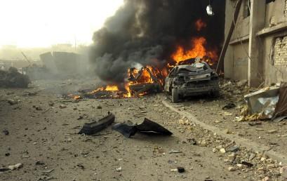 Krisenboden Kabul – Bagdad. Kriege, Öl und Terror