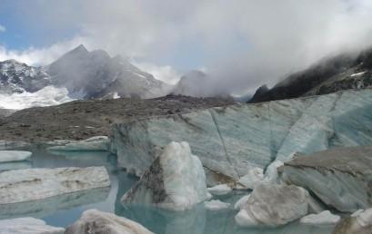 Die Alpen ohne Gletscher – Szenario oder absehbare Wirklichkeit?