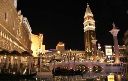 Venedig, Italien – Venice, Los Angeles – Venetian, Las Vegas: Das Original und seine amerikanischen Ableger