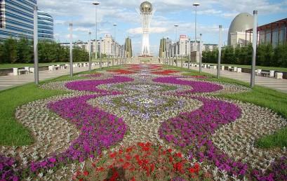 Astana: Die Inszenierung einer neuen Hauptstadt in der kasachischen Steppe