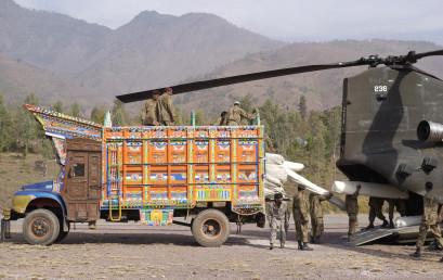 Entwicklungszusammenarbeit zwischen Erdbeben und Bombenanschlägen – Katastrophenvorsorge in Nordwestpakistan