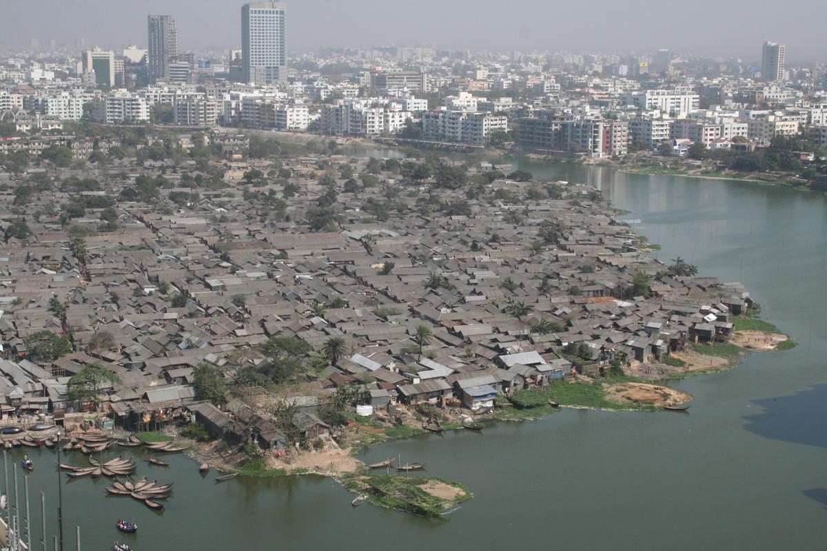 Megastadt Dhaka