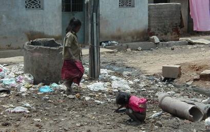 Sicherheitsrisiko Klimawandel: Wasser, Nahrung und Gesundheit als Konfliktfelder in Indien
