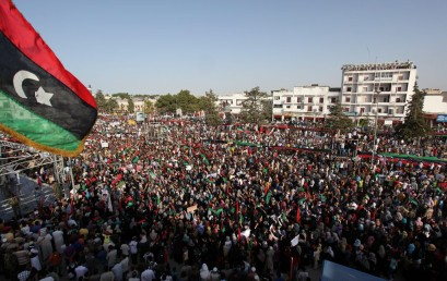 """Libyen – """"Entschurkung"""" Zwischen Pan-Arabismus und Pan-Afrikanismus"""
