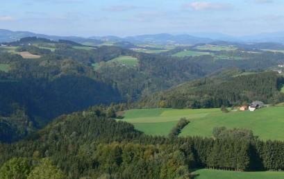Bauern, Burgen, Bischöfe – das Mühlviertel und das Werden seiner Kulturlandschaft
