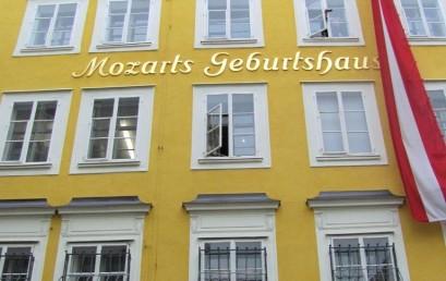 250 Jahre W. A. Mozart – Eine kulturgeographische Spurensuche in der Stadt Salzburg
