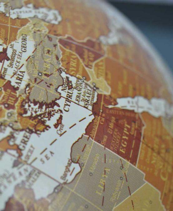 Libanesen in der Karibik, Syrer in Südamerika: Globale arabische Gemeinschaften im Zeitalter von Migration und Mobilität
