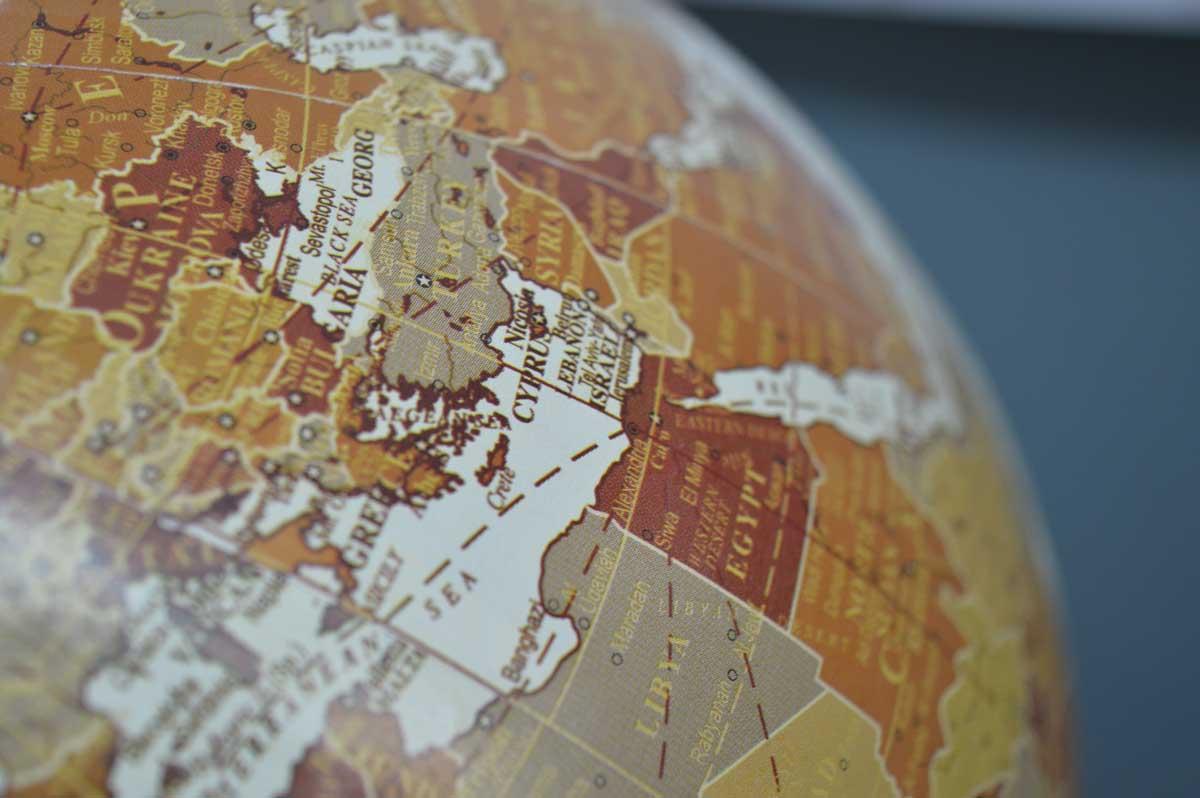 Globale arabische Gemeinschaften