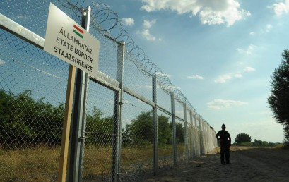 Europas innere Grenzen – zwischen Auflösung und Aufrüstung
