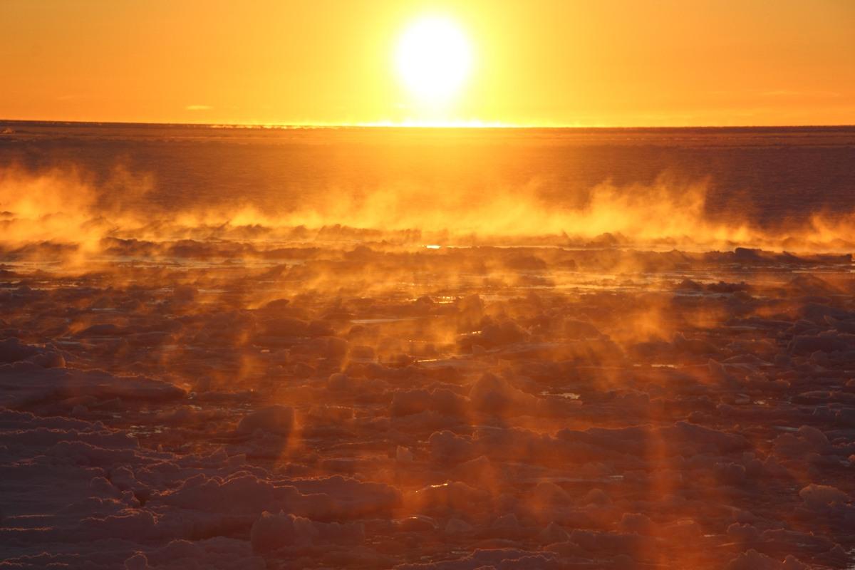 Antarktis – der gefrorene Ozean