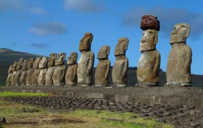 Kleine Inseln – Großes Meer. Landschaften und vergessene Hochkulturen im Pazifischen Ozean